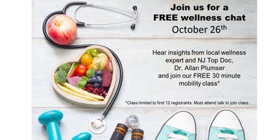 NJ Top Doc, Dr Plumser, explains how to jumpstart your wellness journey