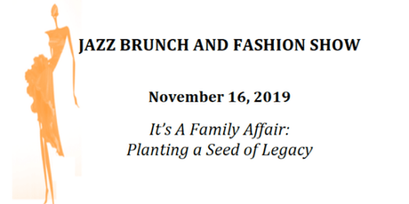 Jazz Brunch and Fashion Show tickets