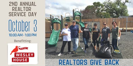 2nd Annual REALTOR® Service Day tickets