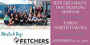 Fargo, North Dakota - Jeff Gellman's Dog Training...