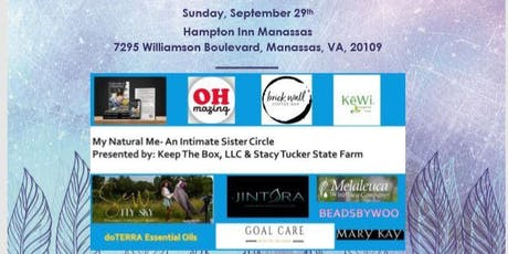 MY NATURAL ME- AN INTIMATE SISTER CIRCLE tickets