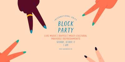 Unity Block Party