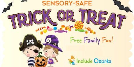 Sensory-Safe Trick-or-Treat 2019 tickets