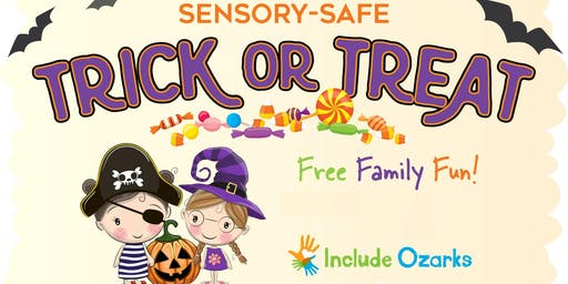 Sensory-Safe Trick-or-Treat 2019