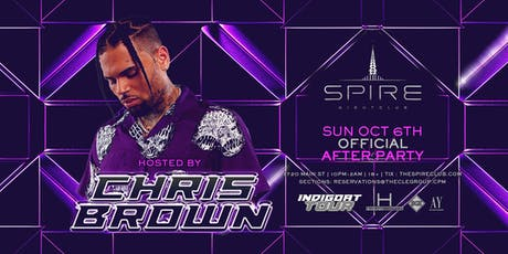 Chris Brown After Party / Sunday October 6th / Spire tickets