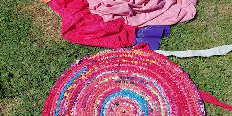Amish knot rugs tickets