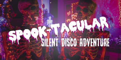 Spooktacular Silent Disco Adventure | Halloween with BooBoo Magoo's tickets