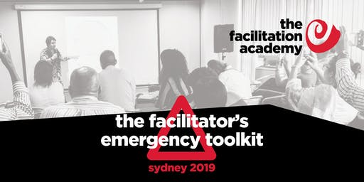 The Facilitators Emergency  Toolkit