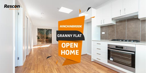 Hinchinbrook Granny Flat Open Home