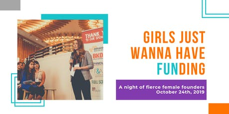 Girls Just Wanna Have FUNding Pitch Showcase tickets
