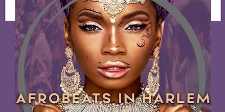 Afrobeats In Harlem tickets