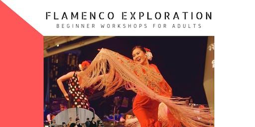 Flamenco Exploration! (Adults)