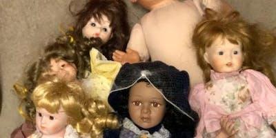 Creepy Doll Class