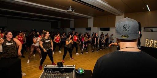 R&B DANCE FITNESS MACKAY POP-UP CLASS