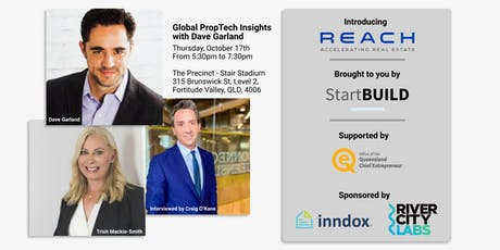 Global PropTech Insights with Dave Garland tickets