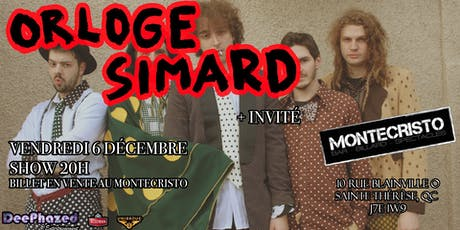 Orloge Simard tickets