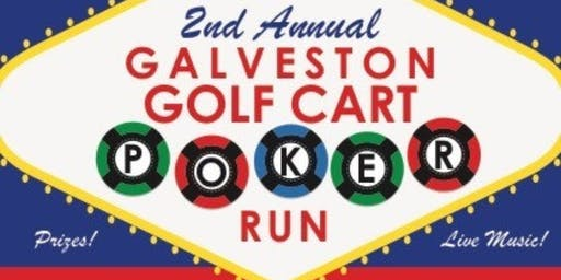 2nd Annual Golf Cart Poker Run