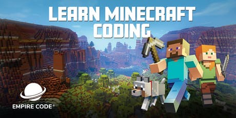 Learn Minecraft Coding at Empire Code tickets