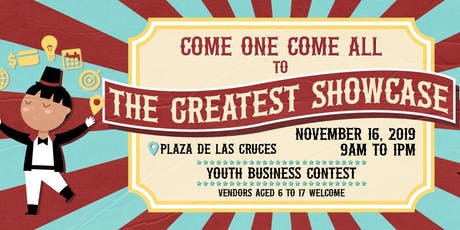 The Greatest Showcase_Kids Can_Youth Business Contest tickets