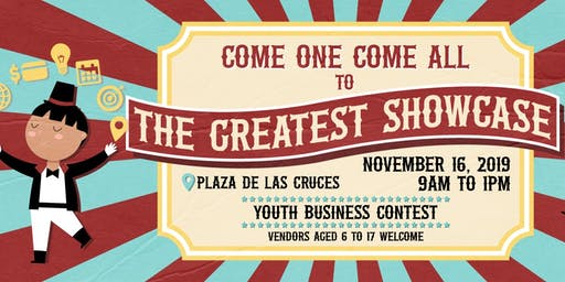 The Greatest Showcase_Kids Can_Youth Business Contest