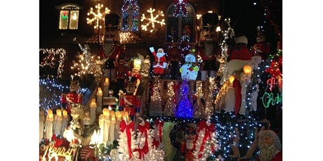 Dyker Heights Christmas Lights - Walking Tour (12-11-2020 starts at 6:00 PM) tickets