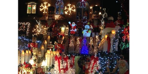 Dyker Heights Christmas Lights - Walking Tour (2019-12-09 starts at 6:00 PM)