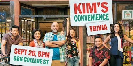 Trivia Thursday - Kim's Convenience tickets