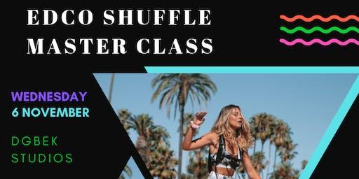 EDCO Shuffle Master Class