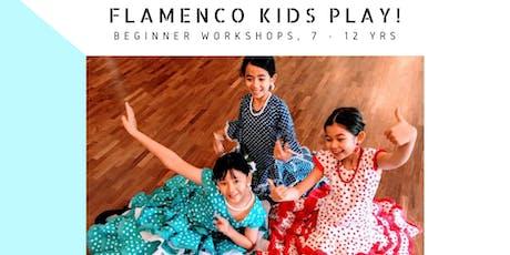 Flamenco Kids Play! tickets