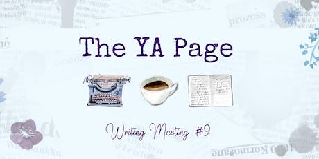 The YA Page | Meeting #9 tickets