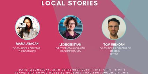 #StartWest  September Meetup