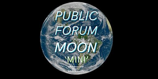 MVA Public Forum 'MINI'
