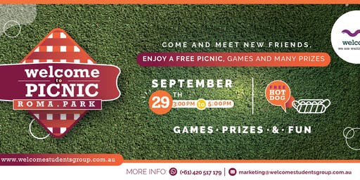 #WelcomeTo Picnic Day