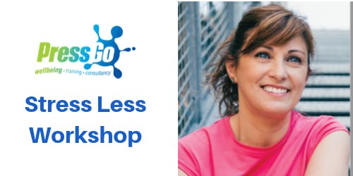 Stress Less Workshop - Te Awamutu