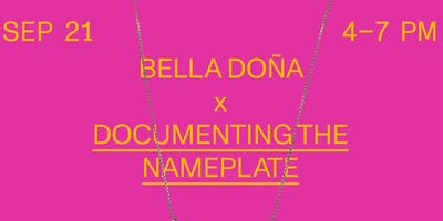 Documenting the Nameplate x Bella Doña Meet Up