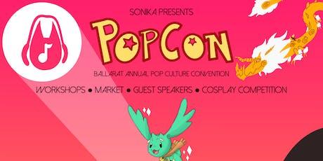 PopCon - Workshops tickets