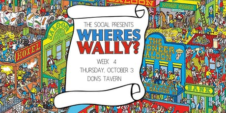 The Social 193: WHERE'S WALLY tickets