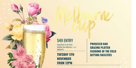 Melbourne Cup at Bago Tavern tickets