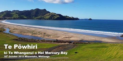 Te Pōwhiri - Te Whanganui o Hei | Mercury Bay