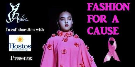 Fashion for a Cause/Fashion por una causa. tickets