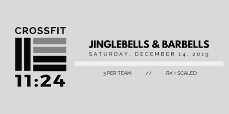 Jingle Bells and Barbells tickets