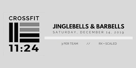Jingle Bells and Barbells tickets
