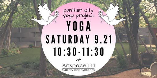 Yoga at Artspace111
