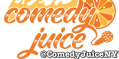 FREE ADMISSION - Comedy Juice @ Gotham Comedy Club - Tue Sept 17th @ 9:30pm tickets