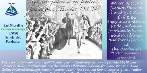 ESCA FALL FASHION SHOW