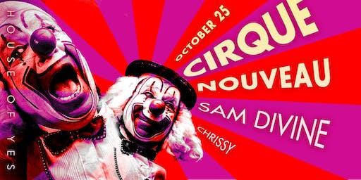 Cirque Nouveau: Freakshow Edition