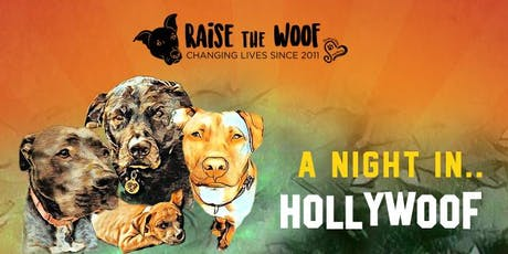 Raise the Woof 2019 tickets