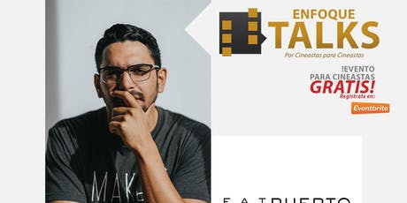 ENFOQUE TALKS: Rafi Ruiz tickets