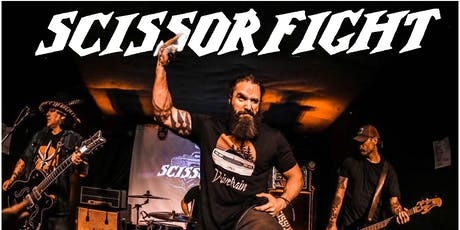 Scissorfight, Pigboat & Manic Abraxas tickets