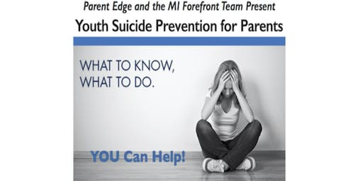 FOREFRONT | Youth Suicide Prevention